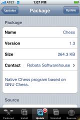Chess Update 1.3