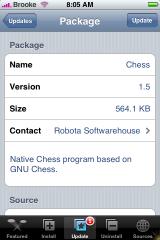 Chess Update 1.5