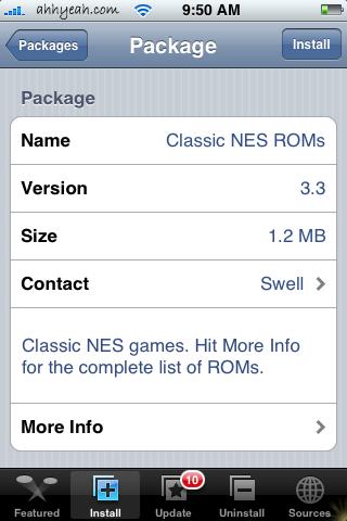 Classic NES ROMs 3 3