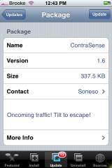 ContraSense Update 1.6