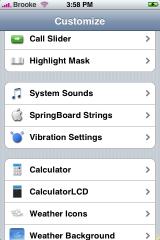 Customize Update 1.21