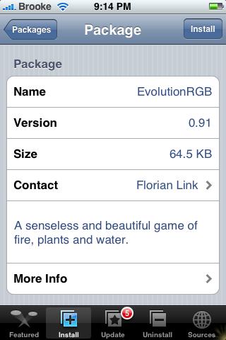 EvolutionRGB 0.93