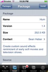 Hum Update 1.4