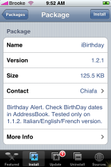 iBirthDay 1.2.1