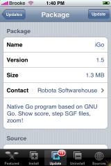 iGo Update 1.4 & 1.5