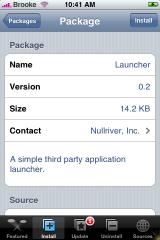Launcher 0.2