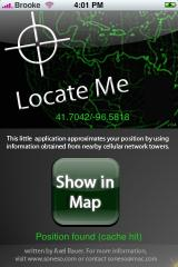 LocateMe Update 0.4