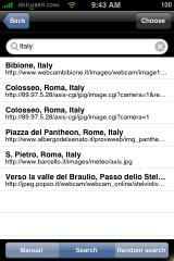 Locations 0.2.0 - Webcam Organizer
