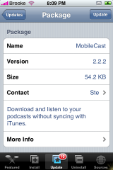 MobileCast Update 2.2.2