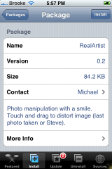 RealArtist Update 0.2