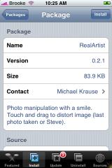 RealArtist Update 0.2.1