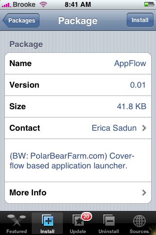 AppFlow 0.01