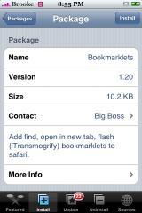 Bookmarklets 1.20