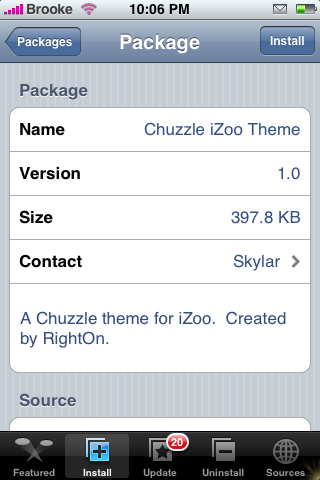 iZoo Add-On Themes