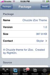 iZoo Theme