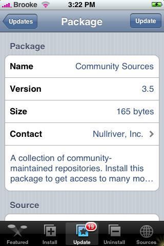 Community Sources 3.5