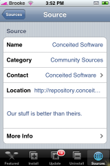Community Sources 3.5