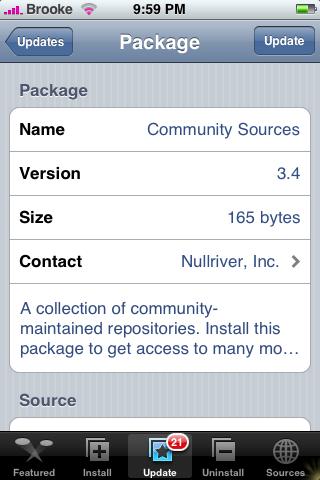 Community Sources 3.4