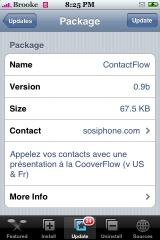 ContactFlow 0.9b