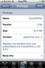 ContactFlow 0.9b