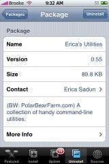 Ericas Utilities