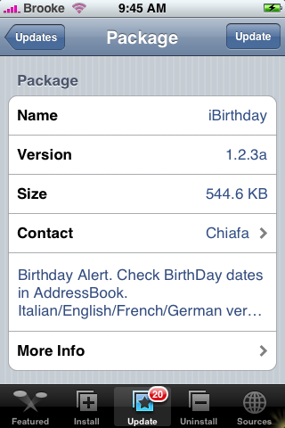 iBirthday 1.2.3a