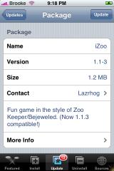 iZoo Update 1.1-3