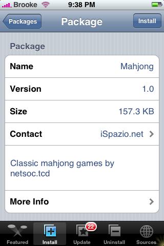Mahjong 1.0