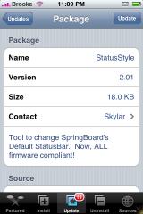 StatusStyle 2.01