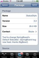 StatusStyle 2.2
