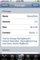 StatusStyle 2.3