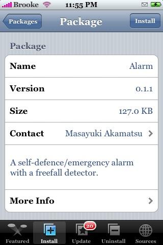 Alarm 0.1.1
