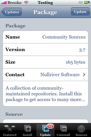 Community Sources 3.7