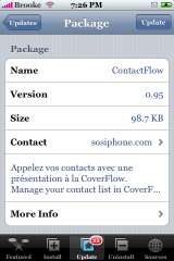 Contact Flow 0.95