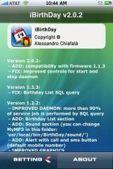 iBirthday 2.0.2