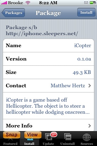 iCopter 0.1.0a
