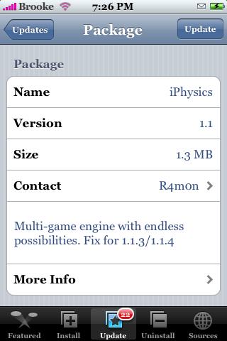 iPhysics 1.1