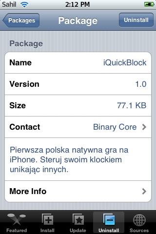 iQuickBlock 1.0