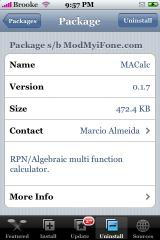 MACalc 0.1.7