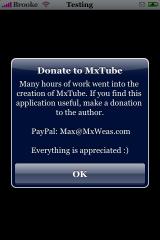 MxTube 1.0