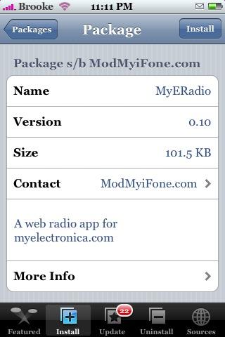 MyERadio 0.10