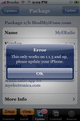 MyERadio 0.10a