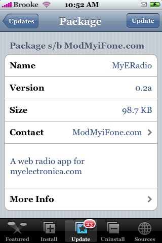 MyERadio 0.2a
