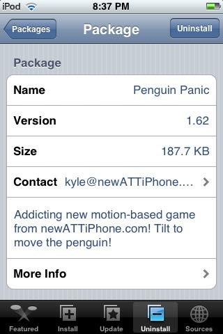 Penguin Panic! 1.6