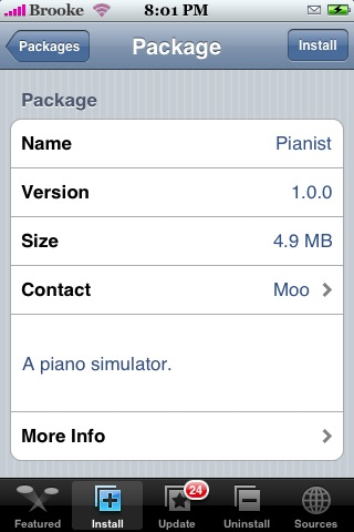 Pianist 1.0.0