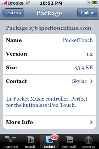PocketTouch 1.2