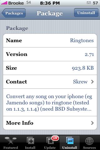 Ringtones 2.71