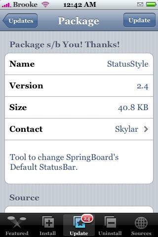 StatusStyle 2.4