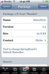 StatusStyle 2.4
