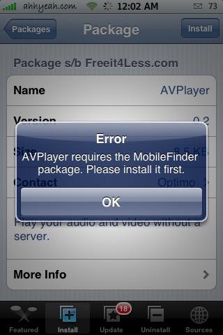 AVPlayer 0.2